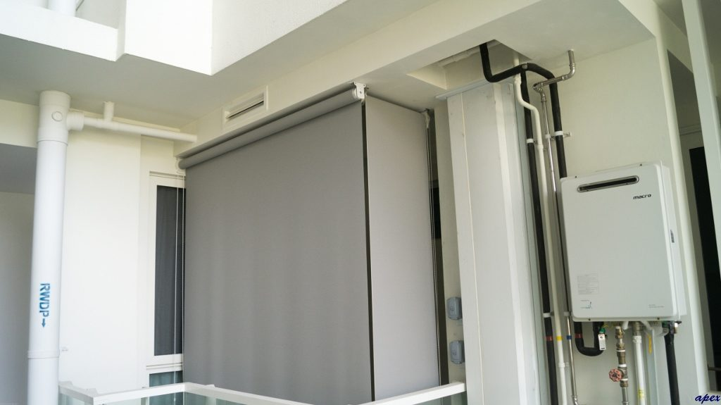 Motorized Blinds in Singapore | | The Finishing Line Pte Ltd
